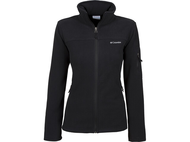 Columbia Fast Trek II Jas Dames, black